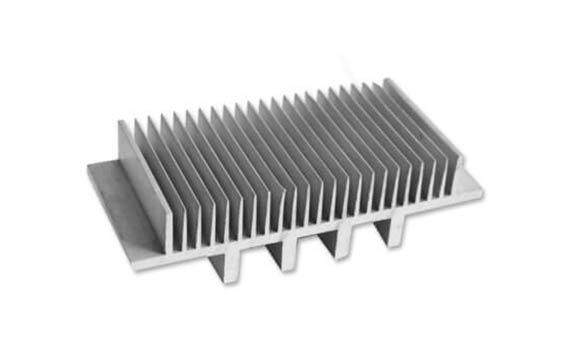 Heat sink Aluminum Extrusion
