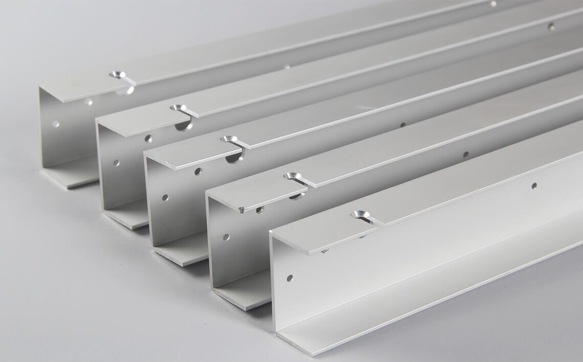 CNC-product slider