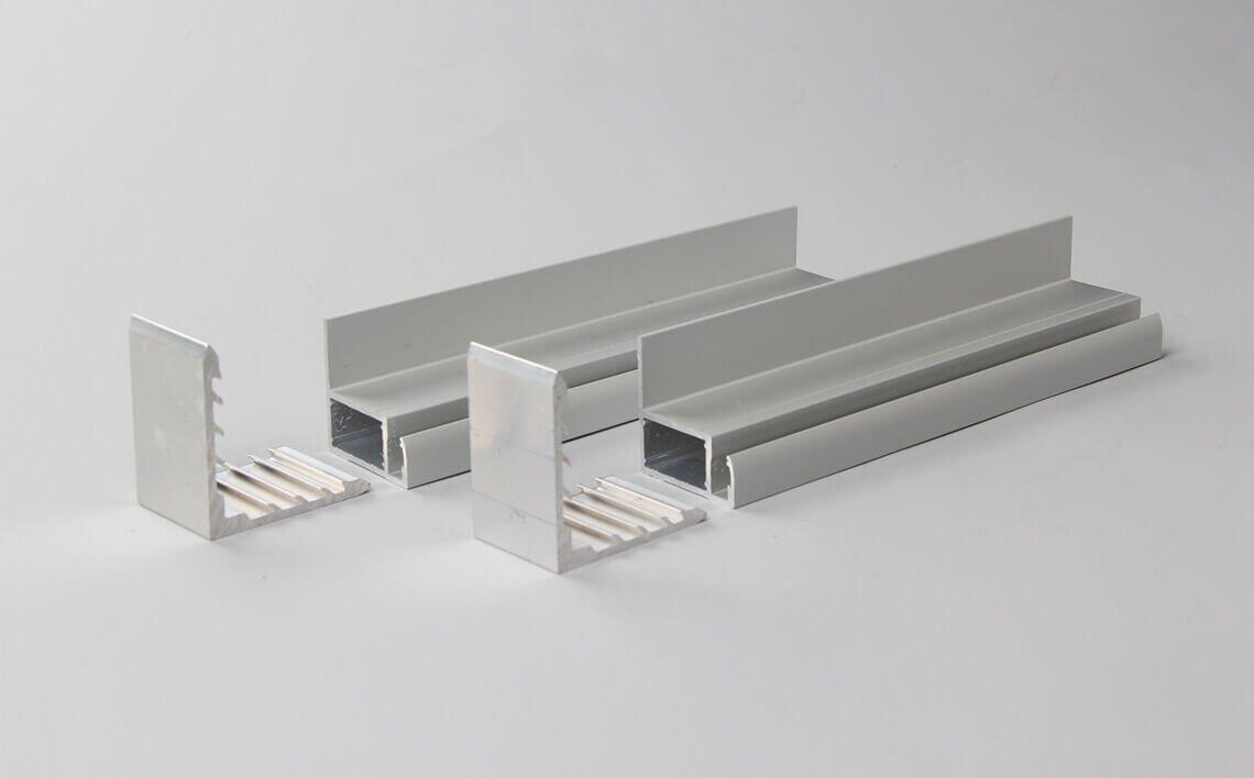 Aluminum Solar Panel Frame Extruded Aluminum Frame