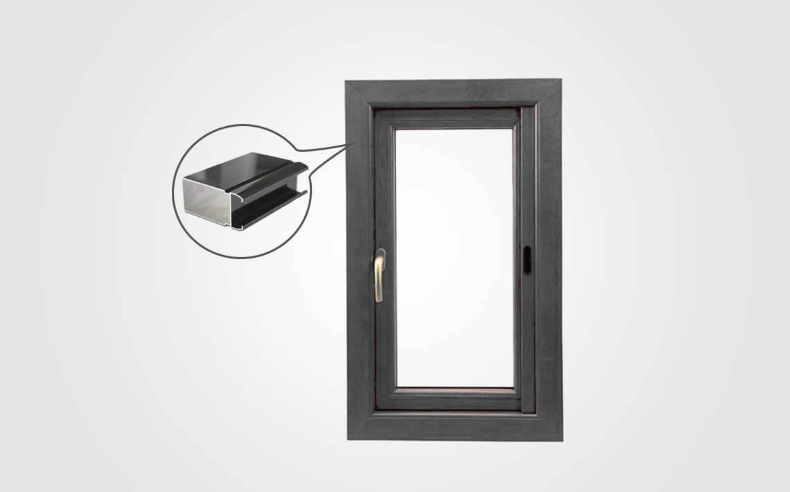 aluminium door profiles sections