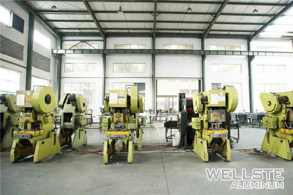 Punching equipment