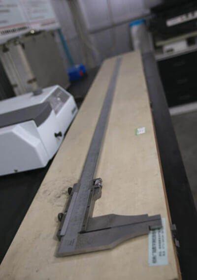 Measure instruments Venier caliper