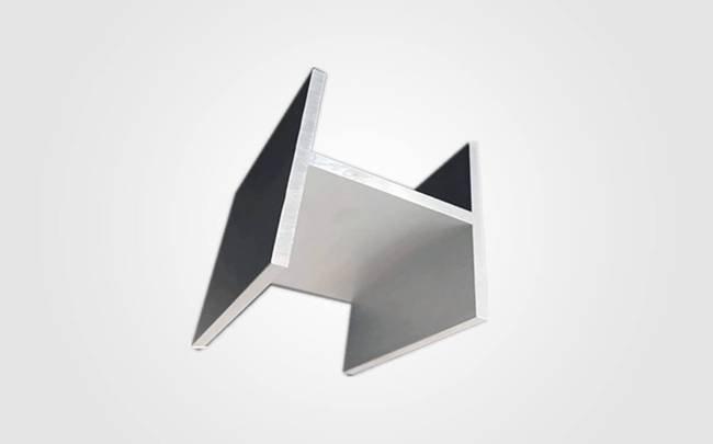 aluminum i beam profile