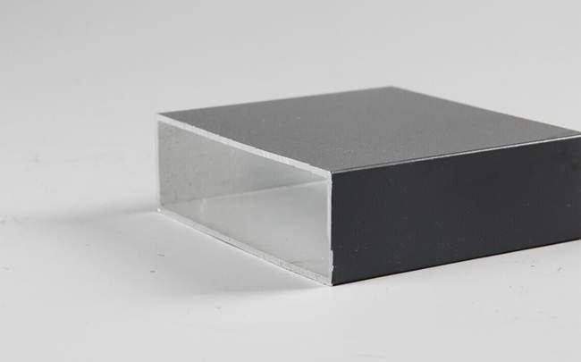 aluminum rectangular tube