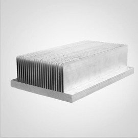 high density large heat sinks
