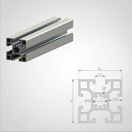 45 series T slot Aluminum