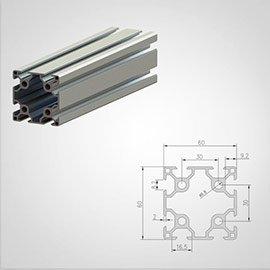 60 series T slot Aluminum