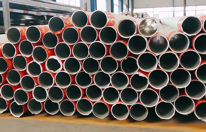 Hollow Aluminun round tube