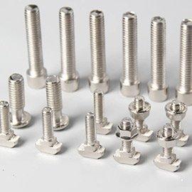 extruded aluminum accessories