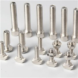 extruded aluminum accessories