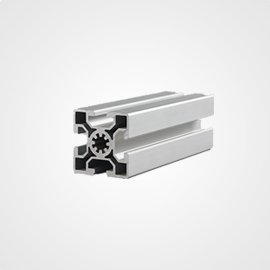 slotted aluminium extrusion