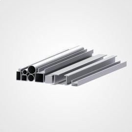 standard aluminum shapes