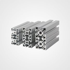 aluminum t slotted framing system