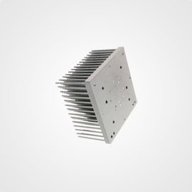 square pin fin heat sink