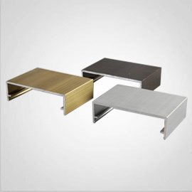 Extruded window & door profiles