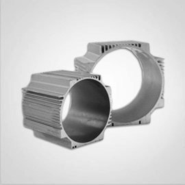 Extruded Motor body Shell