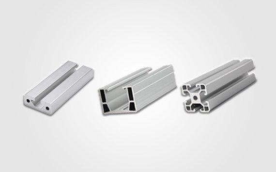 Aluminium Dovetail Extrusion