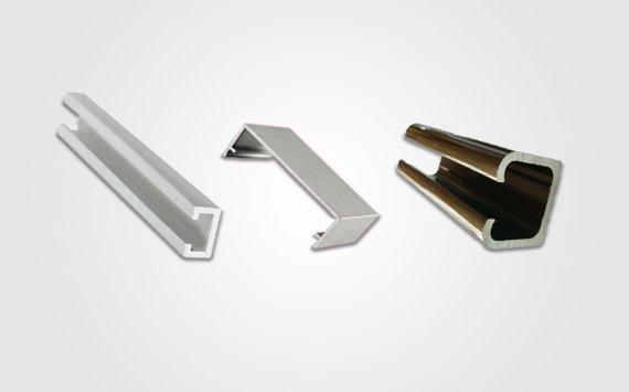 Aluminum C Channel Extrusion