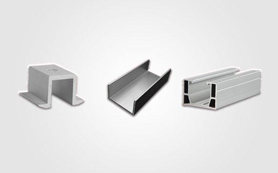 aluminum u channel extrusions