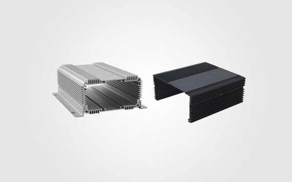 heat sink enclosure