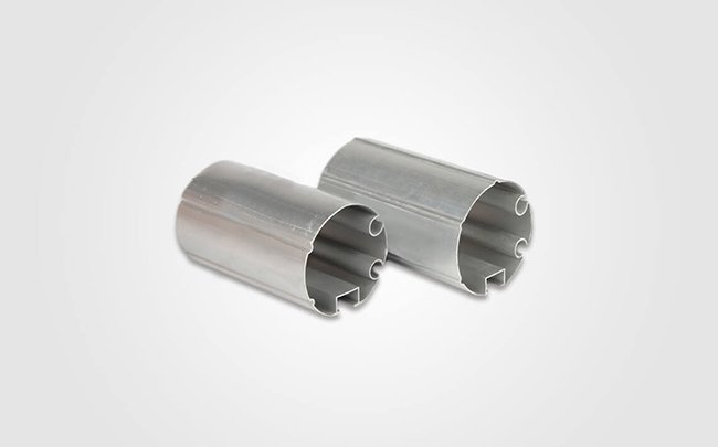 Aluminum awning accessory