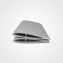 aluminium aerofoil extrusions