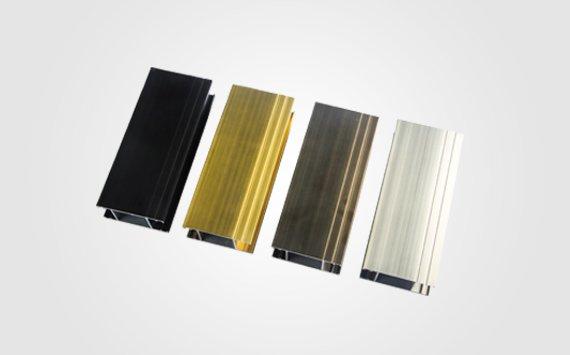 anodized aluminum extrusions