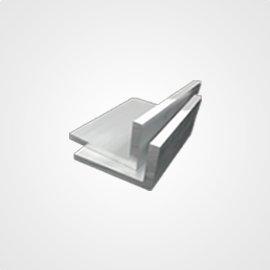 extruded aluminum angle unequal leg