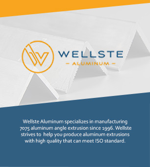 Polishing Aluminum Profile