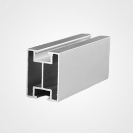 aluminium office partition extrusions