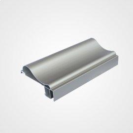 aluminum cabinet frame extrusion