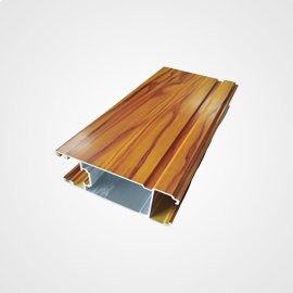 aluminum door frame extrusions