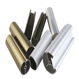 circular aluminum extrusions