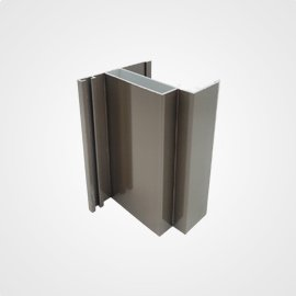 Architectural Aluminum extrusions Profiles