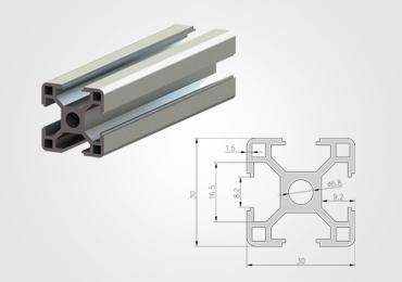30 Series T Slot Aluminum Extrusion Profile