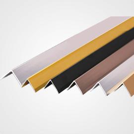 Anodized Aluminum Angle