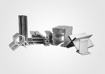 Custom aluminum extrusions