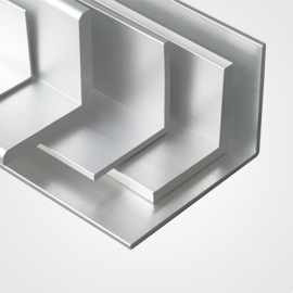Extruded Aluminum Angle