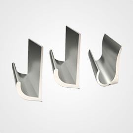 Extruded Aluminum Trailer Trim