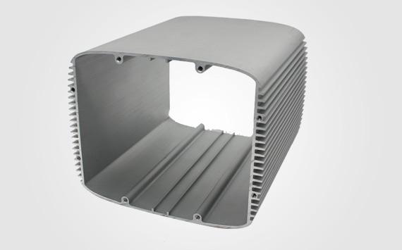 Large Extruded Aluminum Enclosure