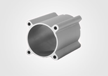 aluminum air cylinder tubes