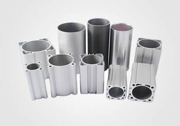 aluminum air cylinder tubes suppliers