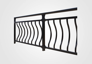 aluminum handrail and fence extrusions