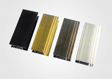 anodized aluminum profiles