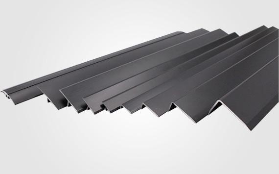 extruded aluminum edge trim