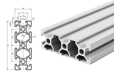 2060 Aluminum Extrusion