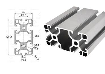 4080 Aluminum Extrusion