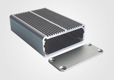 Aluminum Heat Sink Enclosure