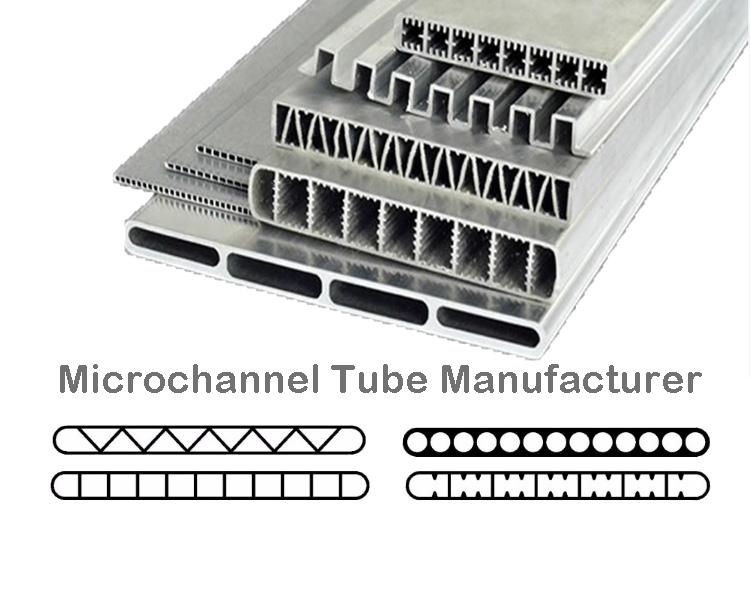 Microchannel tube catalog