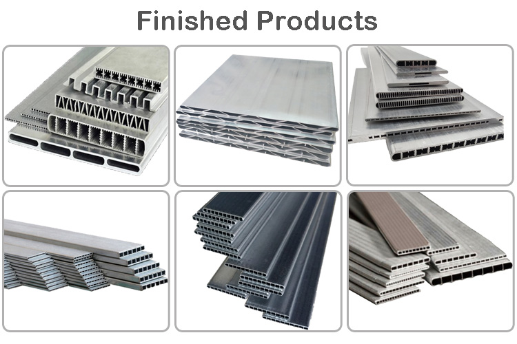 Microchannel tube products